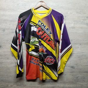 Vintage Jersey Shirt. Amazing Graphics! Perfect!